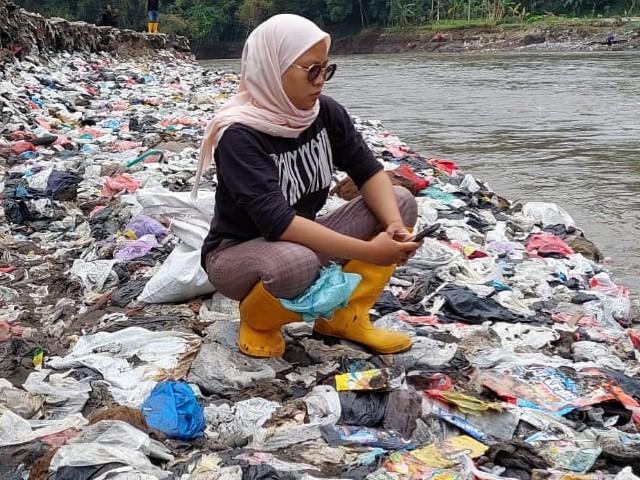 Plastic in rivieren bedreigt gemeenschappen